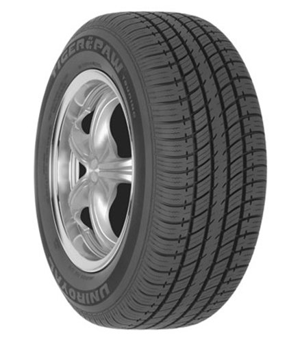 Uniroyal Tiger Paw Touring HR Radial Tire - 195/65R15 (2006 Pontiac Vibe Reviews)