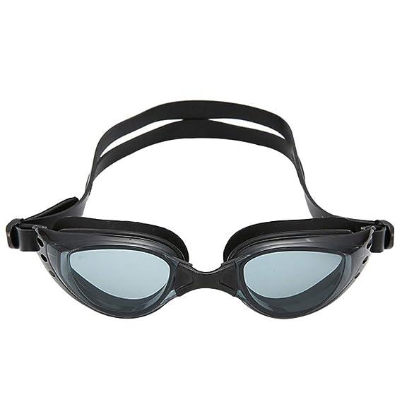 8a0154e0ed78 ZARLLE-Gafas Gafas de Natación Profesional, Natación con Cristales ...