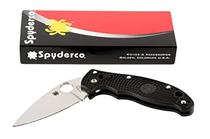 Spyderco Manix 2 Lightweight Folding Knife W/3 37