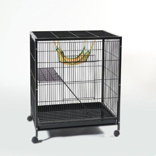 Liberta Abode rata/Salamandra/jaula de Chinchilla: Amazon.es: Jardín