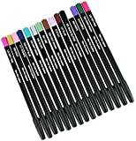 EMORI Eyeliner & Lip Liners 15 Color Pencil set