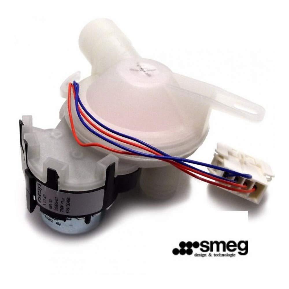 Válvula intercambiadora alternativa para lavavajillas Smeg ...