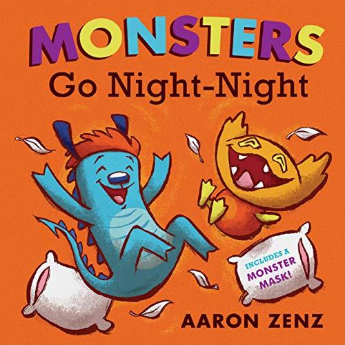 Monsters Go Night-Night -