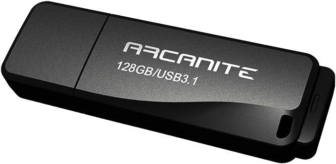 51 opinioni per ARCANITE, 128 GB penna dati USB 3.1- AK58128G