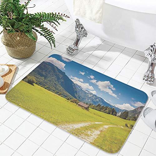 (YOLIYANA Non-Slip Mat,Nature,for Bathroom Kitchen Bedroom,19.69