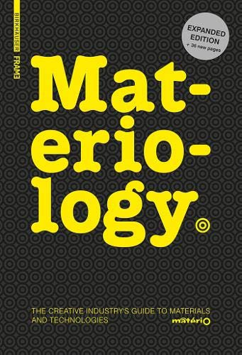 Materiology  The Creative Industry's Guide To Materials And Technologies  The Creatives Guide To Materials And Technologies