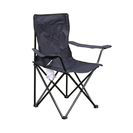 Chairs Yujie Outdoor Camping Chair Portable Folding Chair Beach Barbecue Travel Fishing Garden Barbecue Lightweight Camping Hiking Camping Furniture