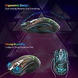 BENGOO Gaming Mouse, 3200 DPI Ergonomic Gaming