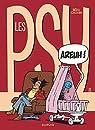 Les Psy, Tome 8 : Areuh !  par Cauvin