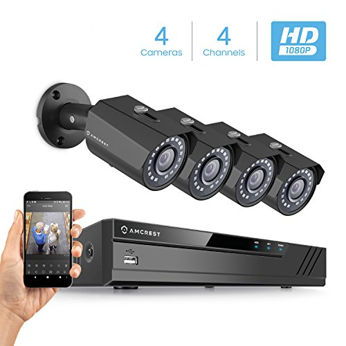Amcrest 2 Megapixel Network Security System product image