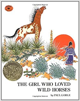 The Girl Who Loved Wild Horses: Paul Goble: 2015689716966: Amazon ...