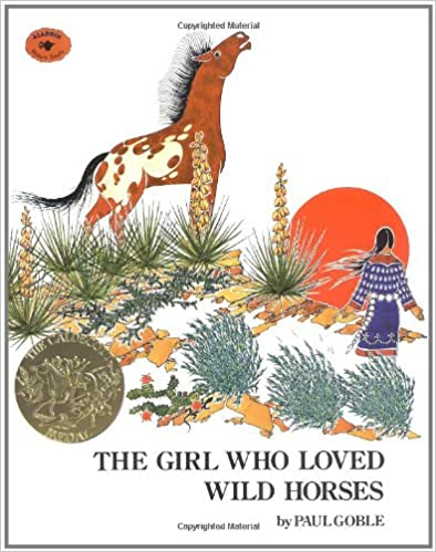 Book Girl Who Loved Wild Horses