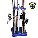 Rush Creek Creations All-Weather 16 Rod Storage Rack – 3 Minute Assembly Review