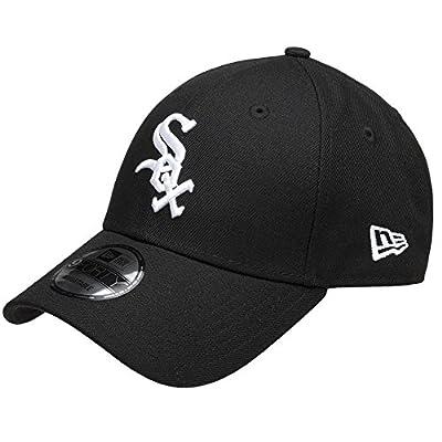 New Era 9forty Chicago White Sox Mens Cap Black