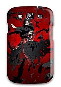 Michael paytosh Dawson's Shop Itachi Uchiha Genjutsu Feeling Galaxy S3 On Your Style Birthday Gift Cover Case