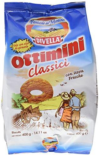 Divella Ottimini Classico  Biscuits - 400 Grams