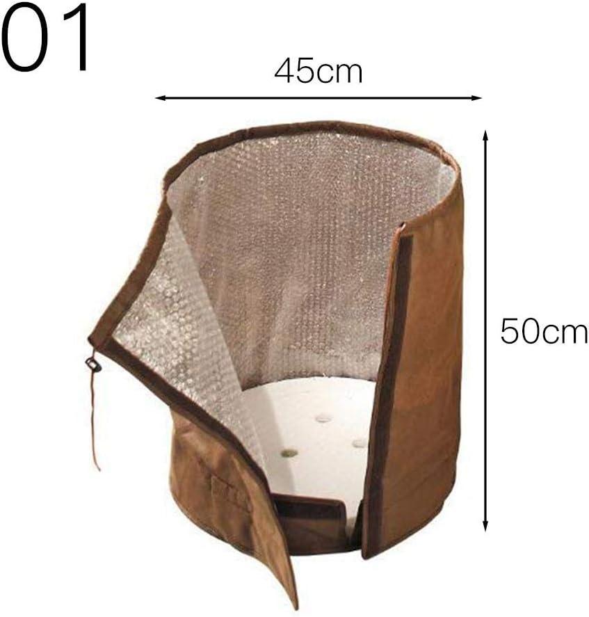 hook.s Protección UV repetible de Invierno de Alta Resistencia, decoración Universal de Olla de protección de Caldera Verde Bio