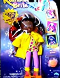 : Ebony Rainblow Brite Doll - Color Glow-in-the-dark Paints