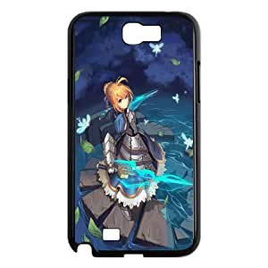 SamSung Galaxy Note2 7100 phone cases Black Fate Stay Night fashion cell phone cases UTRE3306883