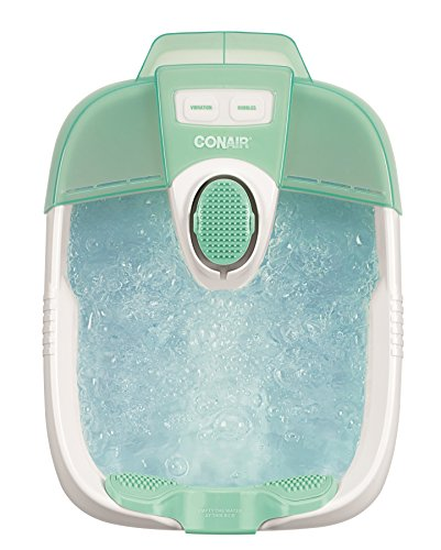 Conair Foot/Pedicure Spa with Massage Bubbles ()