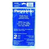vacume panasonic - Panasonic MC-V198H 2-Pack Upright HEPA Filter
