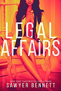 Legal Affairs by Sawyer Bennett ebook deal