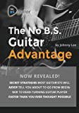 The No B. S. Guitar Advantage, Johnny Lee, 061592185X