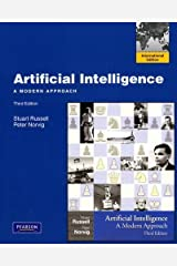 Artificial Intelligence: International Version: A Modern Approach by Russell, Stuart, Norvig, Peter (2010) Paperback Paperback