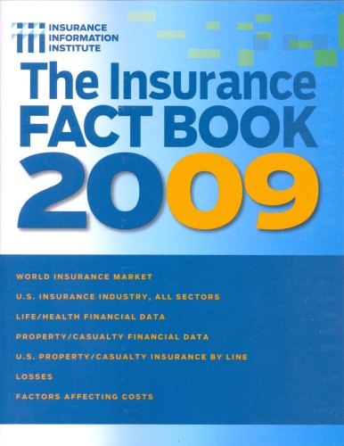 The III Insurance Fact Book 2009 Pdf