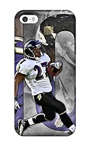 Iphone 5/5s Case Slim [ultra Fit] Ray Rice Protective Case Cover