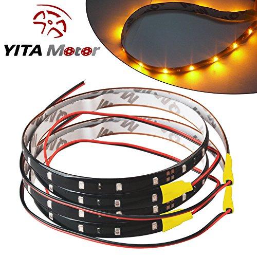 YITAMOTOR Motor Flexible Yellow Waterproof