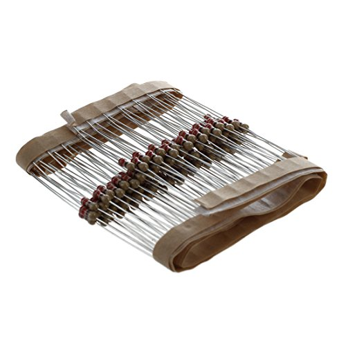 SODIAL(R) 100 PCS 1/4W 0.25W 5% 220 R OHM Carbon Film Resistor 1st Class Postage UK (Uk Alternators)