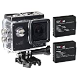 SJCAM Action Camera SJ4000 WiFi Wireless Chipset Novatek 96655 4x Digital Zoom Full HD 1080P Sport Waterproof 30m Extra...
