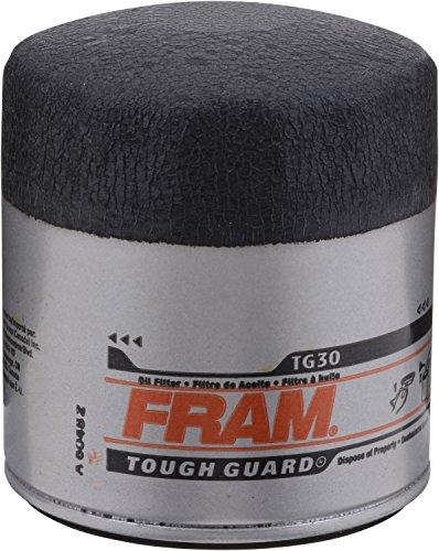 FRAM TG30 Tough Guard Passenger Car Spin-On Oil Filter