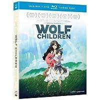 Wolf Children [Blu-Ray + DVD]