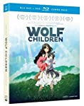 Cover Image for 'Wolf Children (Blu-ray/DVD Combo)'