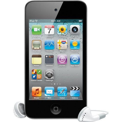 Apple iPod Touch 4th Gen 8GB 3.5
