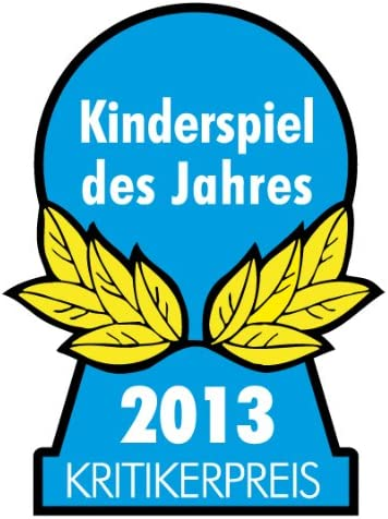 Schmidt Spiele Drei Magier Spiele 40867 - Der verzauberte Turm, Kinderspiel des Jahres 2013
