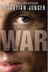 WAR By Sebastian Junger Hardcover