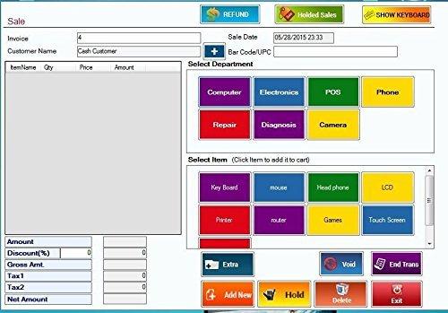Amazoncom Repair Store Software Create Work Order Estimate - Invoice and estimate software