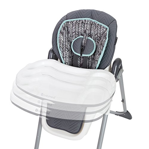 Baby Trend TOT Spot High Chair, Ziggy by Baby Trend (Image #3)