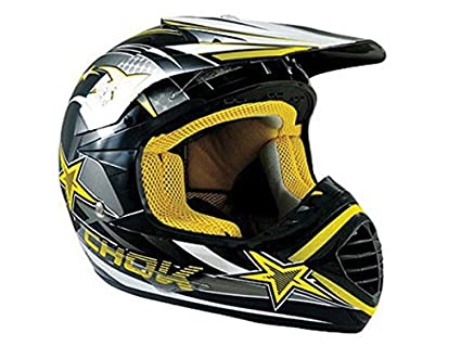 Casco Moto Cross Infantil Chok – Star Kid