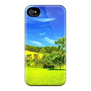 Awesome Dream Summer 2012 Peaceful Place 55 Flip Case With Fashion Design For Iphone 4/4s