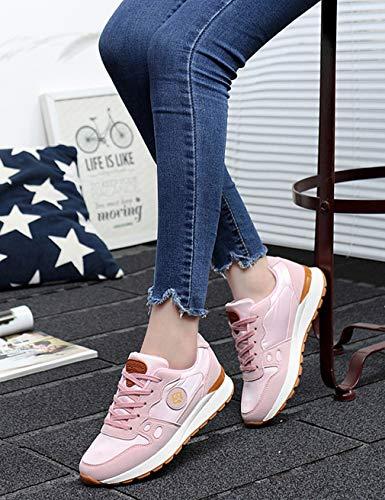 Scarpe corsa Novità Dimensione Autunno traspirante UN donna B 37 da da donna Scarpe da Scarpe Scarpe accademia da Oxford Colore Primavera ginnastica Exing Casual awAqxv1ptX