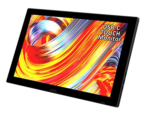 Ultra Slim Video - USB Touchscreen Portable Monitor,11.6