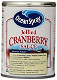 Ocean Spray Cranberry Sauce Jellied, 14 Oz