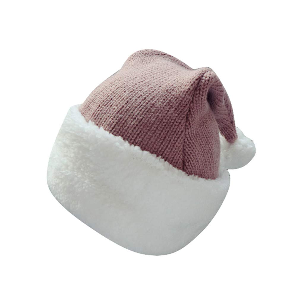 Cinhent Hat Cute Winter Baby Knit Warm Childrens Christmas Decor Gift Holiday