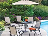 "Living Accents Patio Set Bristol 24.5"" X 22.625"" X 37"""
