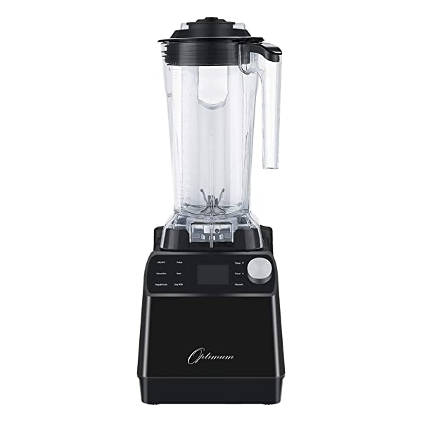 Optimum Vacuum Blender - High-Speed VAC2 with BPA-Free