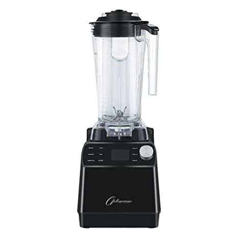 Optimum Vacuum Blender - High-Speed Countertop Kitchen Smoothie Maker, Quiet Blender, Virtually No Foam, Heavy Duty Motor 2238W, Tamper Tool, 10 year ...